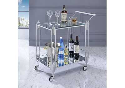 Ebba Serving Cart