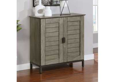 Image for Notus Grey Shoe Cabinet