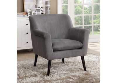 Joline Grey Accent Chair