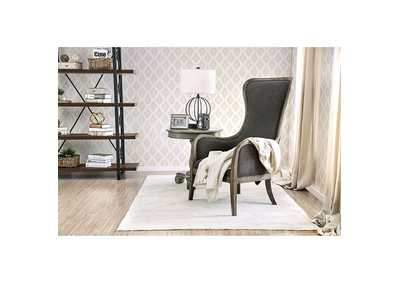 Image for Charlottestown Gray Accent Chair