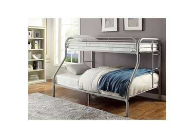 Image for Opal Silver Metal Trundle