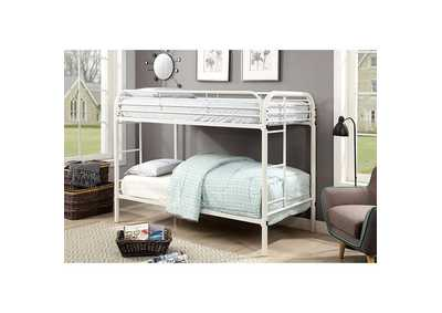 Image for Opal White Metal Trundle
