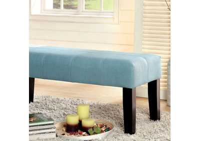 "Image for Bury 42"" Blue Bench"