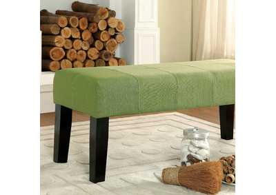 "Image for Bury 42"" Green Bench"
