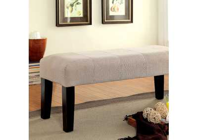 "Image for Bury 42"" Ivory Bench"