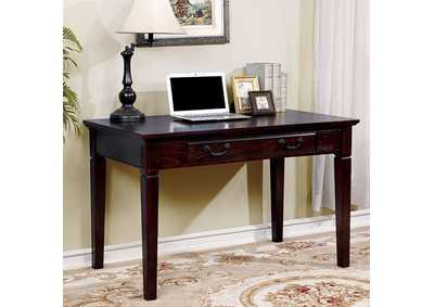 Tami Dark Walnut Writing Desk