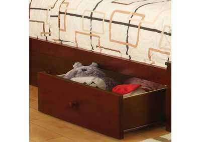 Image for Omnus Cherry Underbed Drawers