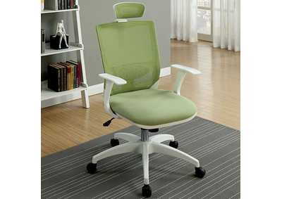 Sargas Green Office Chair