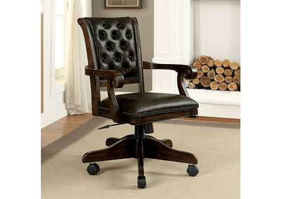 Kalia Height Adjustable Arm Chair