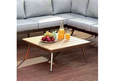 Evita Oak Table