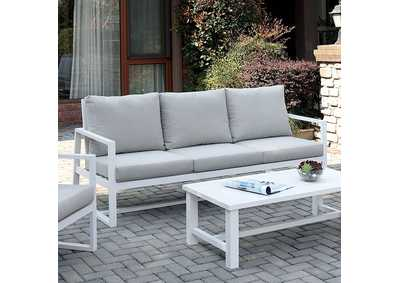 Image for India Beige Patio Sofa