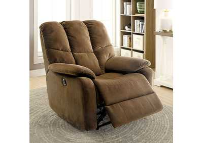 Noreen Brown Power Assist Recliner