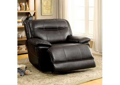 Danika Brown Glider Recliner
