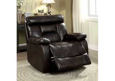 Lakyn Brown Recliner