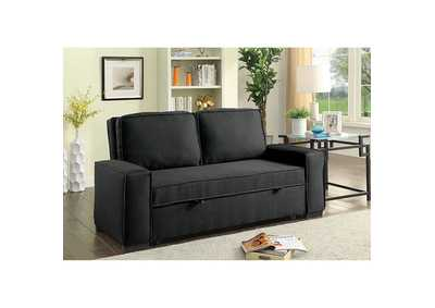 Image for Balbriggan Gray Futon Sofa