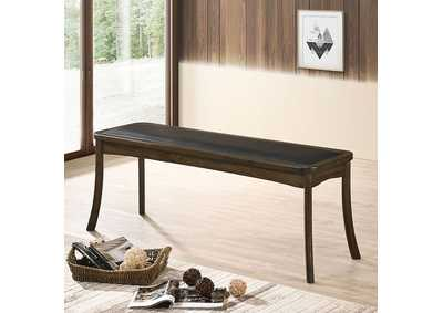 Buhl I Brown Bench