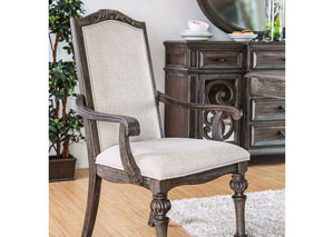 Arcadia Rustic Arm Chair (Set of 2)