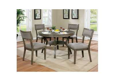 Image for Leeds Round Dining Table