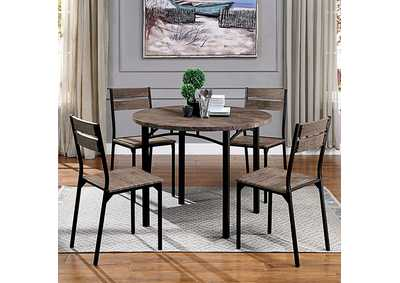 Meade Round Dining Table