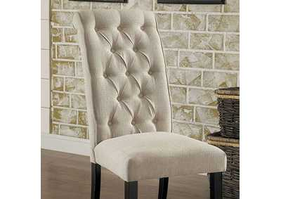 Image for Marshall Ivory Side Chair (Set of 2)