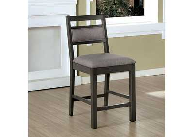 Vicky Grey Counter Chair (Set of 2)