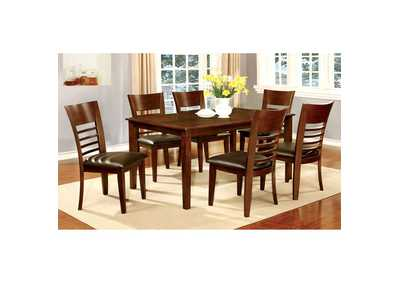 "Image for Hillsview I Brown 60"" Dining Table"