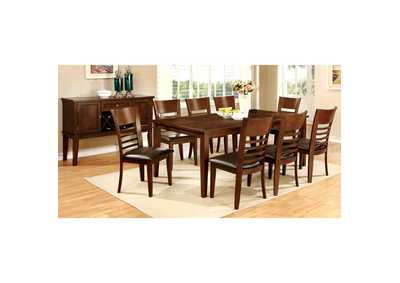 "Image for Hillsview I Brown 78"" Dining Table w/18"" Leaf"