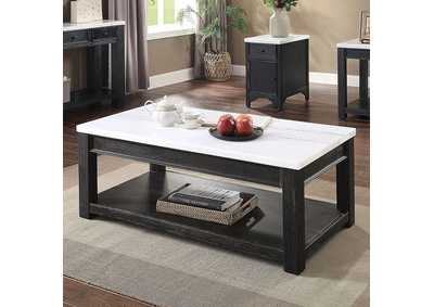 Mcgill Black Coffee Table