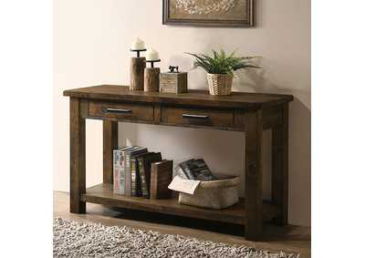 Image for Spring Brown Side Table