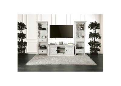"Image for Georgia Antique White 60"" TV Stand"