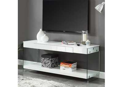 "Image for Sabugal White 70"" TV Stand"