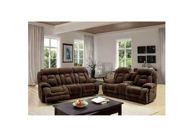 Image for Grenville Brown Power-Assist Reclining Sofa