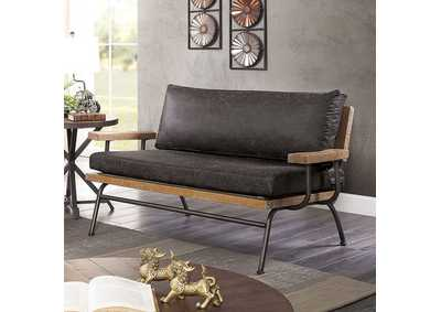 Santiago Grey Love Seat