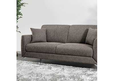 Lauritz Grey Sofa