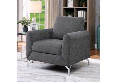Lauritz Grey Chair