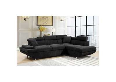 Image for Foreman Black Sectional