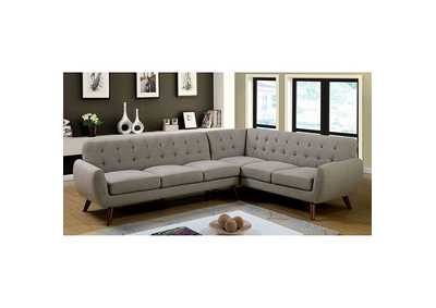 Estee Gray Sectional