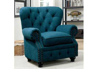Stanford Teal Chair