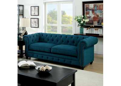 Image for Stanford Dark Teal Sofa