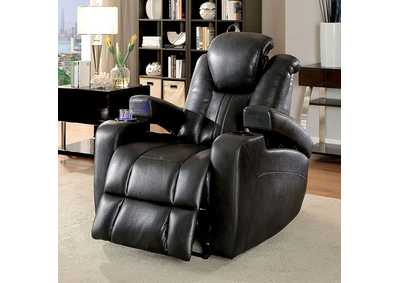 Zaurak Dark Gray Recliner