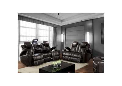 Image for Zaurak Dark Gray Recliner