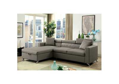 Dayna Gray Sectional