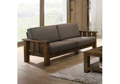 Laura Brown Sofa