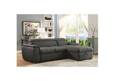 Image for Patty Graphite Sectional