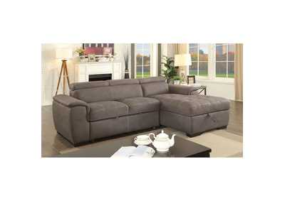 Image for Patty Ash Brown Sectional