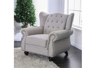Ewloe Gray Chair