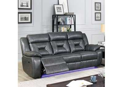 Image for Marnie Grey Power Sofa
