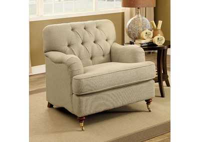 Laney Beige Chair