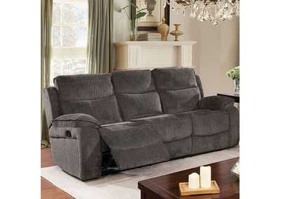Image for Selfridge Gray Reclining Sofa