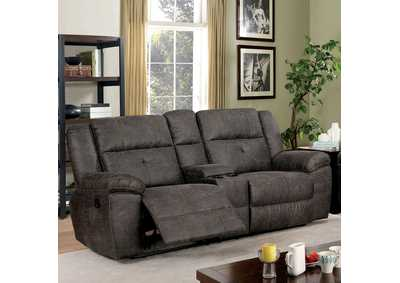Image for Chichester Black Reclining Sofa